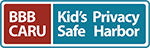 Kid's Privacy Safe Harbor - BBB CARU